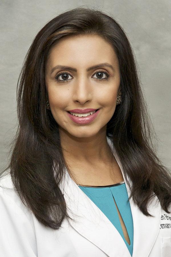Samreen Bhimani, FNP-C